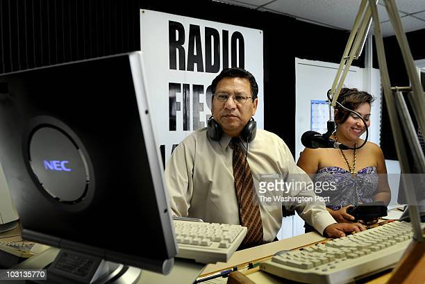firadiowoesxx Assignment # 202464 Hispanic Radio Station Woodbridge VA 144416 Jef Davis Hwy Photographer Gerald Martineau We photograph Carlos...