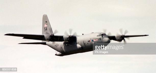 July 98 filer of a Lockheed C130J Hercules II