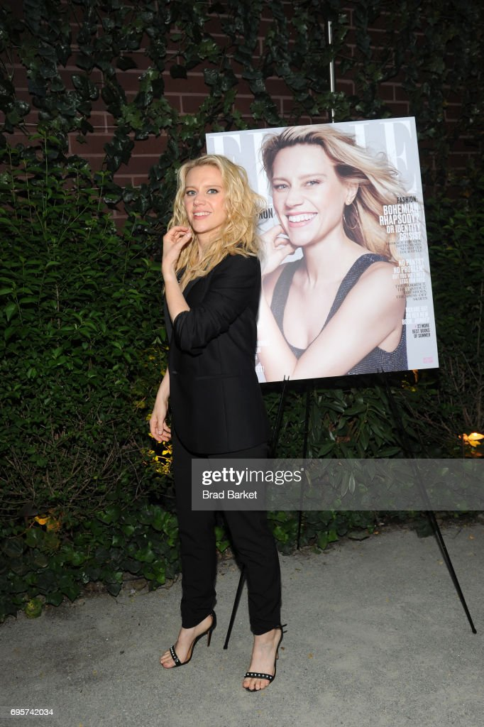 July cover star, comedian, actress Kate McKinnon attends as ELLE hosts Women In Comedy event with July Cover Star Kate McKinnon at Public Arts on June 13, 2017 in New York City.