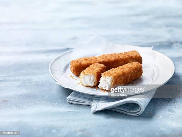 Jumbo haddock fish fingers