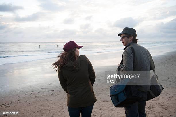 PARENTHOOD 'Jump Ball' Episode 513 Pictured Lauren Graham as Sarah Braverman Ray Romano as Hank