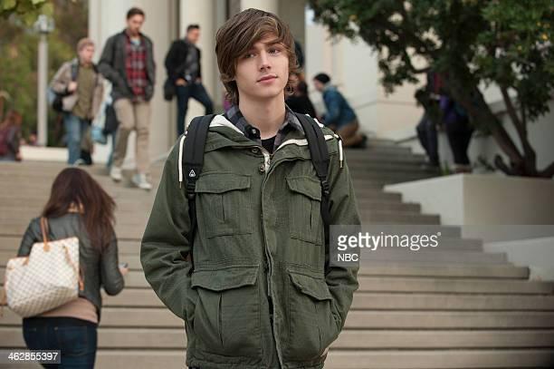 PARENTHOOD 'Jump Ball' Episode 513 Pictured Miles Heizer as Drew Holt