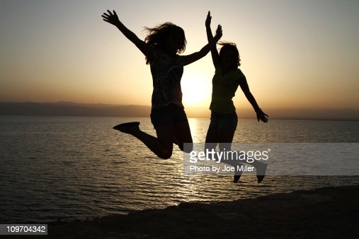 jump for joy stock photo getty images