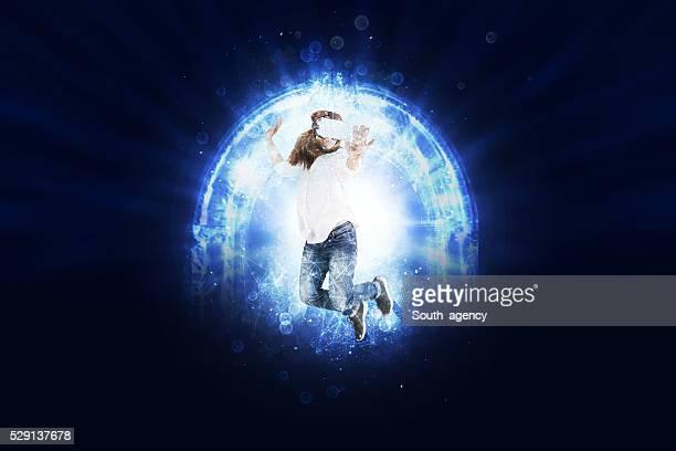 Saltar no Mundo Imaginário
