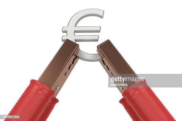 Jumper Kabel mit Euro-Symbol