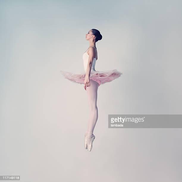 Saut de Danseuse de ballet