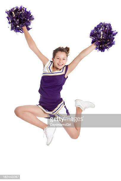 Springen Cheerleader