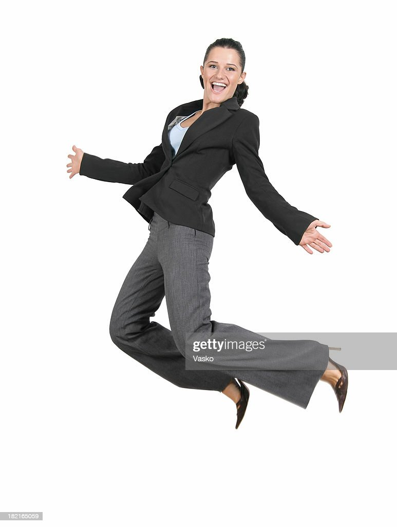 jumping for joy stock photo getty images