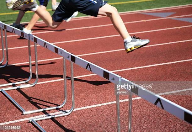 Saltare Oltre gli ostacoli