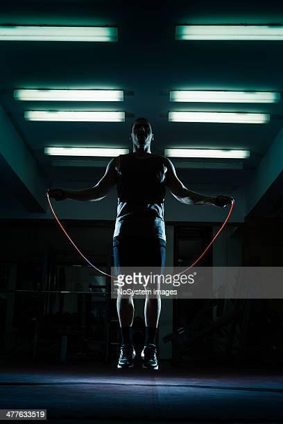 Seil springen