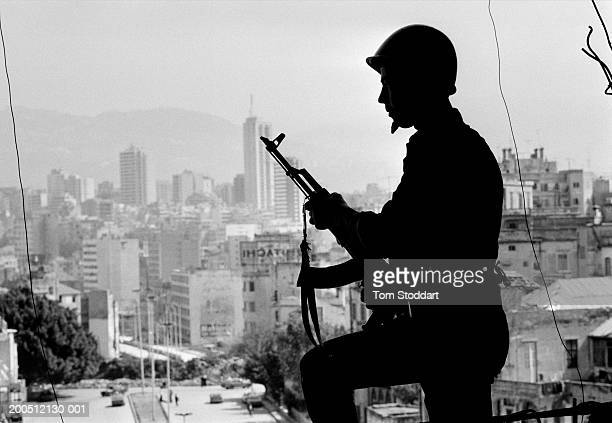 Jun 1987 The soldiers were part of a deployment of an estimated 7000 Syrian troops in West Beirut after clashes in February 1987 between militiamen...
