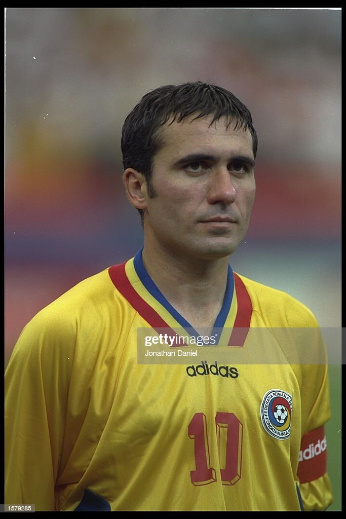 Image result for gheorghe hagi