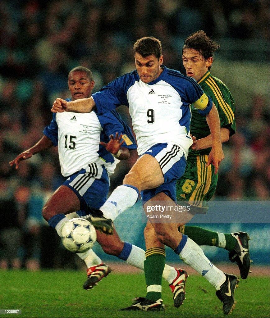 Aust v FIFA World Stars