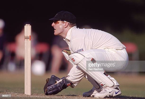Wade Seccombe of Australia in action during the Tour Match against the MCC played at Arundel Castle in Sussex England Mandatory Credit Ben Radford...