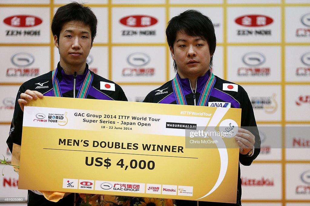Table Tennis World Tour Japan Open In Yokohama - Day 3