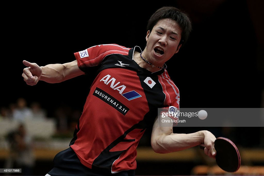 Table Tennis World Tour Japan Open In Yokohama - Day 3