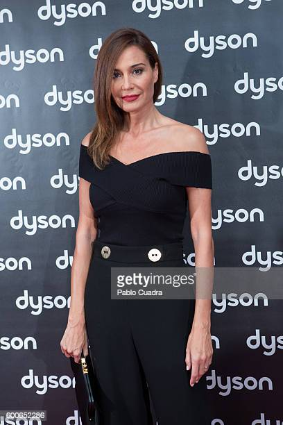 Juncal Rivero attends the Dyson Supersonic Hairdryer presentation on September 8 2016 in Madrid Spain