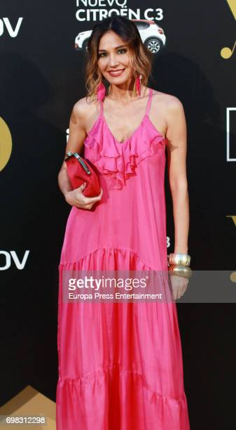Juncal Rivero attends the 'Yo Dona' International Awards at the Palacio de los Duques de Pastrana on June 19 2017 in Madrid Spain