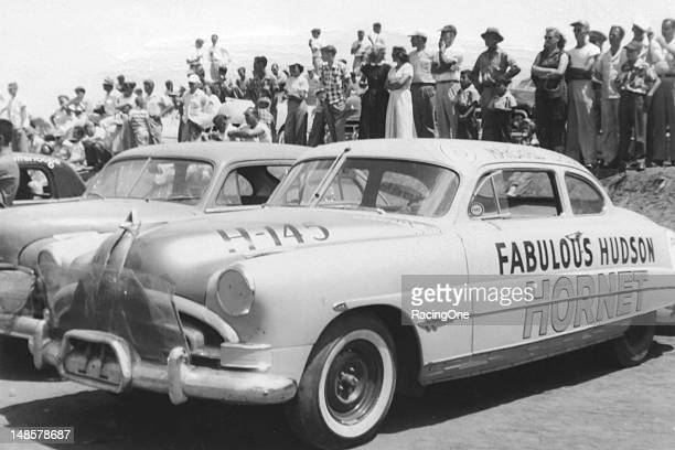 marshall teague nascar columbus ga 1951