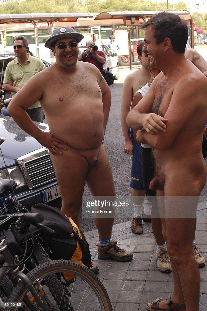 Nude Car Ride 11
