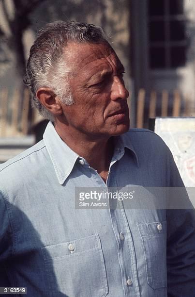 Car magnate Gianni Agnelli whose empire includes Fiat Ferrari and Juventus football club