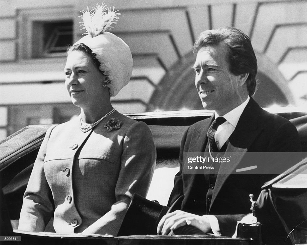 Princess Margaret Marries Anthony Armstrong Jones, Lord Snowdon