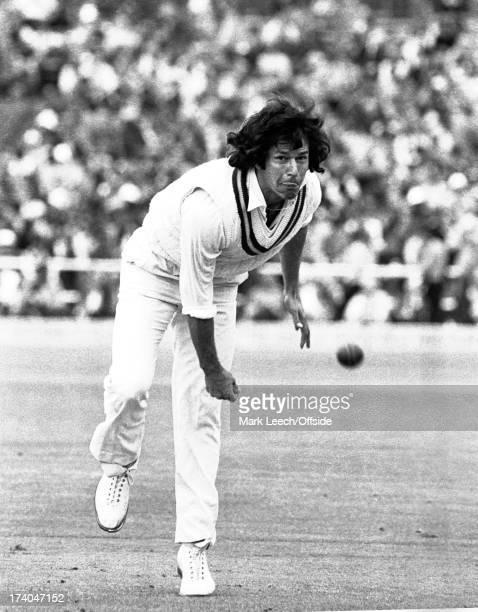16 June 1979 Cricket world cup England v Pakistan Imran Khan bowling