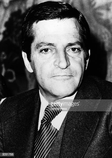 Don Adolfo Suarez Gonzalez prime minister of Spain