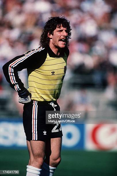 28 June 1982 France v Austria World Cup French goalkeeper JeanLuc Ettori Sports Photography