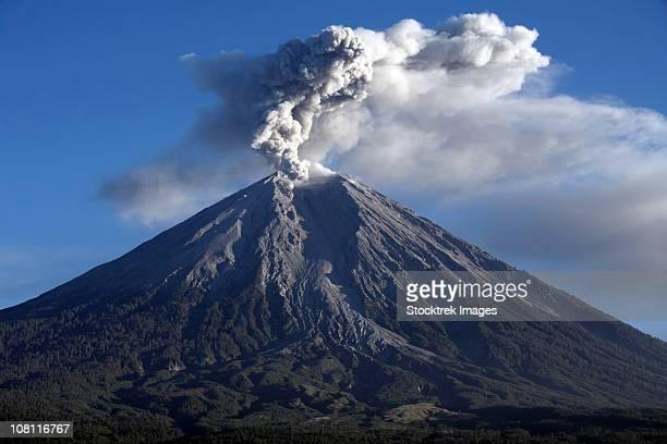 June 21, 2008 - Semeru eruption, Java Island, Indonesia.