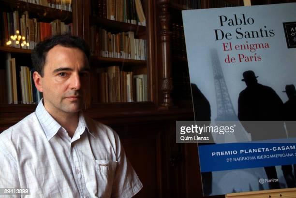 """Résultat de recherche d'images pour """"pablo de santis el enigma de paris"""""""