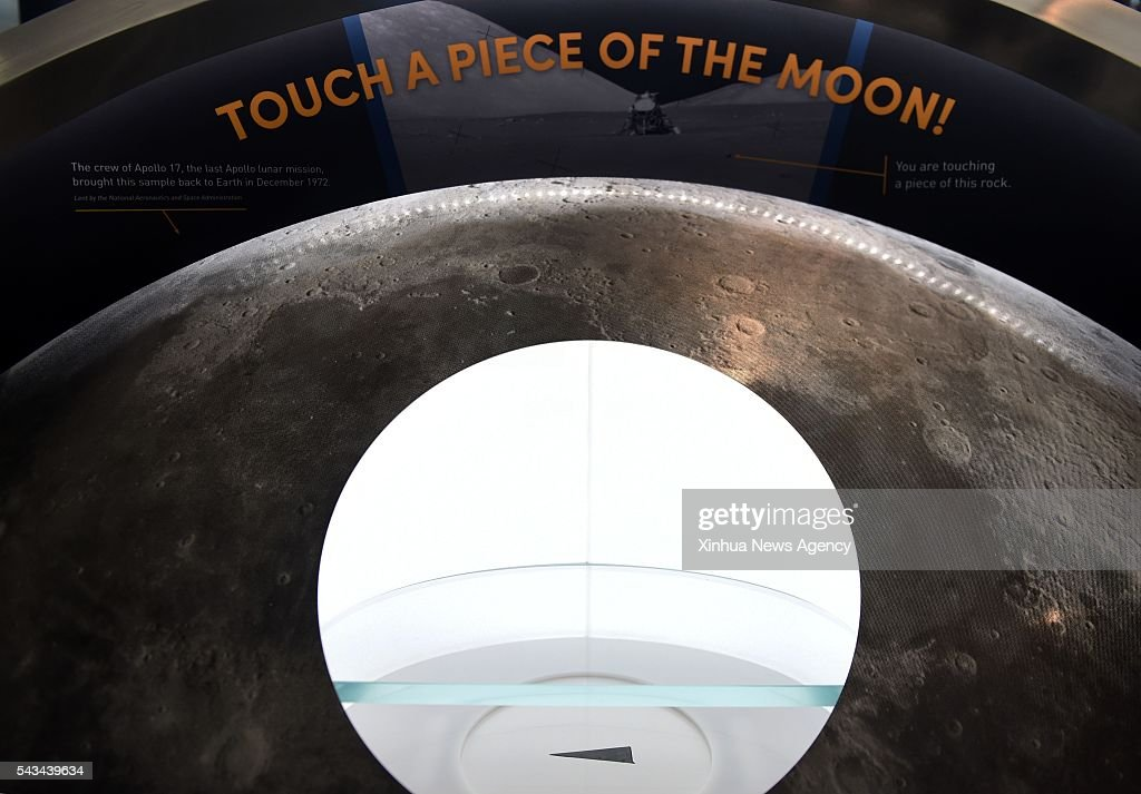 C., June 28, 2016 -- A press preview for the re-opening of the 'Boeing Milestones of Flight Hall' is held at the National Air and Space Museum in Washington D.C., the United States, on June 28, 2016. The National Air and Space Museum will reopen the 'Boeing Milestones of Flight Hall' on July 1, coinciding with the museum's 40th anniversary.