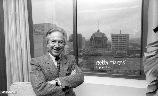 MELBOURNE AUSTRALIA – June 5th 1985 Don Dunstan in Melbourne Donald Allan 'Don' Dunstan AC QC was a South Australian politician He entered politics...
