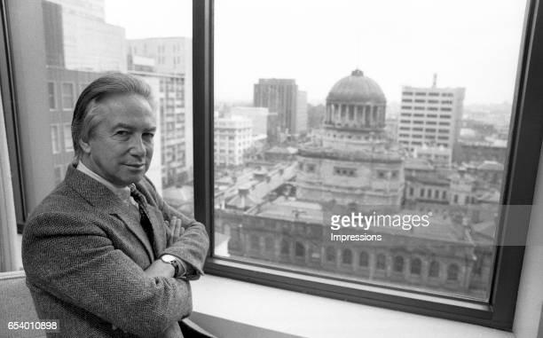 MELBOURNE AUSTRALIA – June 5th 1985 Don Dunstan in Melbourne Donald Allan 'Don' Dunstan AC QC was a South Australian politician He entered politics...