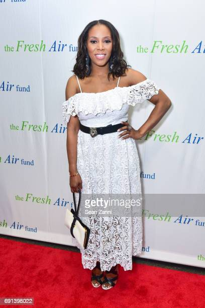 June Ambrose attends The Fresh Air Fund's Spring Benefit 2017 at Pier Sixty Chelsea Piers on June 1 2017 in New York City