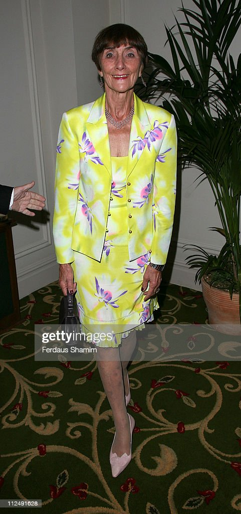 The Heritage Foundation Hosts Lunch in Honour of Actress June Brown - Inside