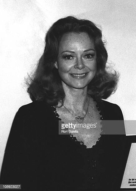 June Lockhart during Academy of Magical Arts Awards March 3 1976 at Beverly Wilshire Hotel in Beverly Hills California United States