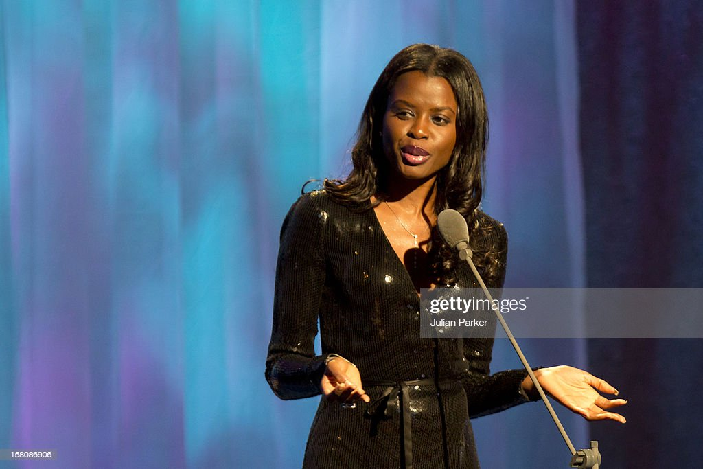 June Sarpong At The Clinton Global Initiative, At The Sheraton Hotel And Towers In New York, Usa. .