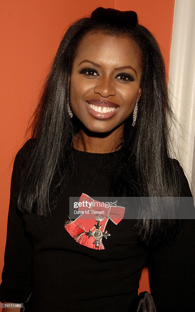 June Sarpong Nude Photos 51