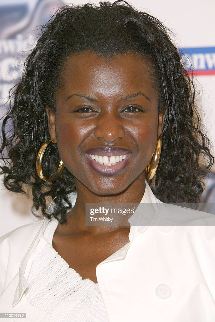June Sarpong during Panasonic Mercury Music Awards 2004 Nominations Announced at Royal Commonwealth Club in London, United Kingdom.