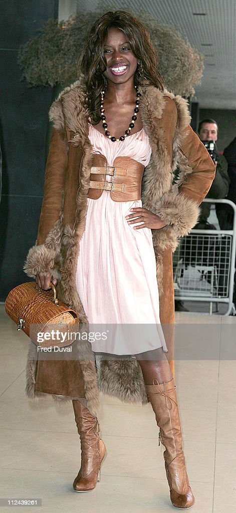 <a gi-track='captionPersonalityLinkClicked' href=/galleries/search?phrase=June+Sarpong&family=editorial&specificpeople=211482 ng-click='$event.stopPropagation()'>June Sarpong</a> during Patrick Cox - VIP Ad Campaign Launch at Sanderson Hotel in London, Great Britain.