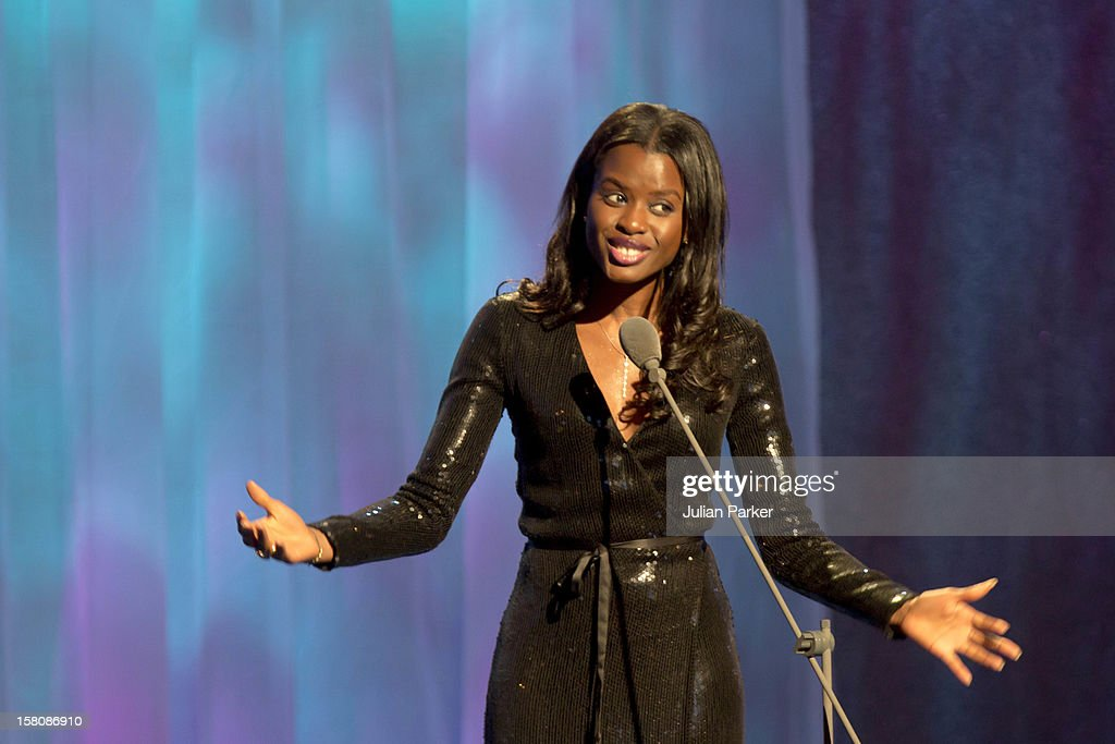 June Sarpong Presents At The Clinton Global Initiative, At The Sheraton Hotel And Towers In New York, Usa. .