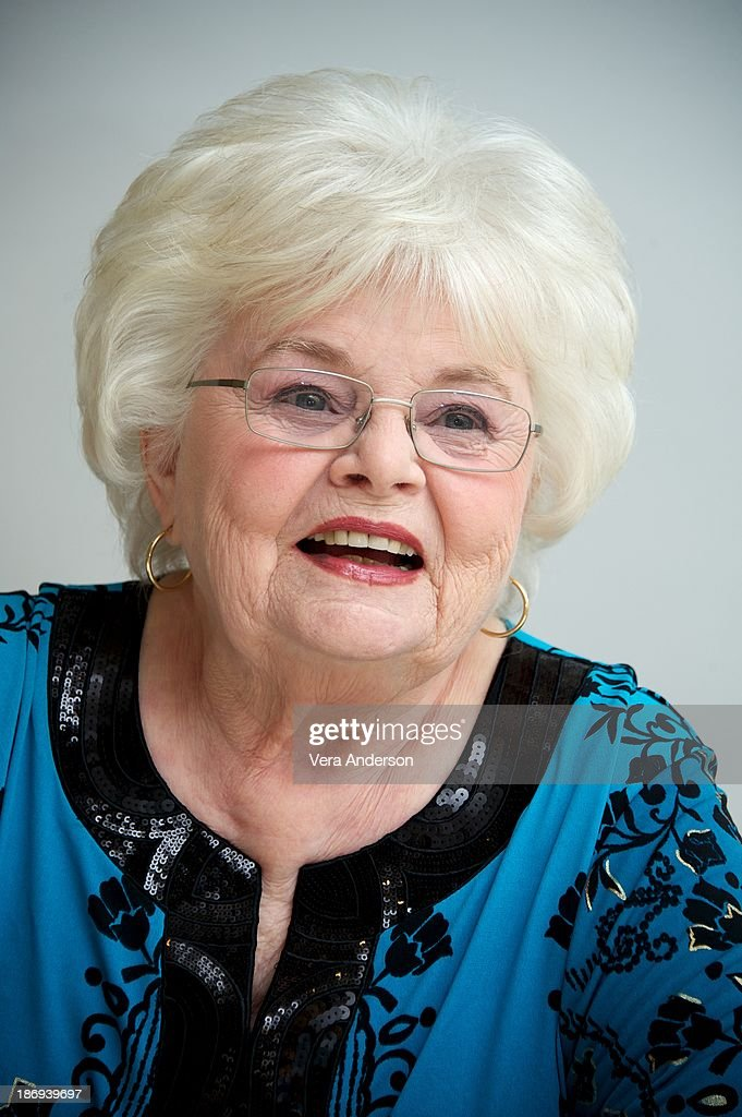<a gi-track='captionPersonalityLinkClicked' href=/galleries/search?phrase=June+Squibb&family=editorial&specificpeople=3089431 ng-click='$event.stopPropagation()'>June Squibb</a> at the 'Nebraska' Press Conference at the Four Seasons Hotel on November 3, 2013 in Beverly Hills City.