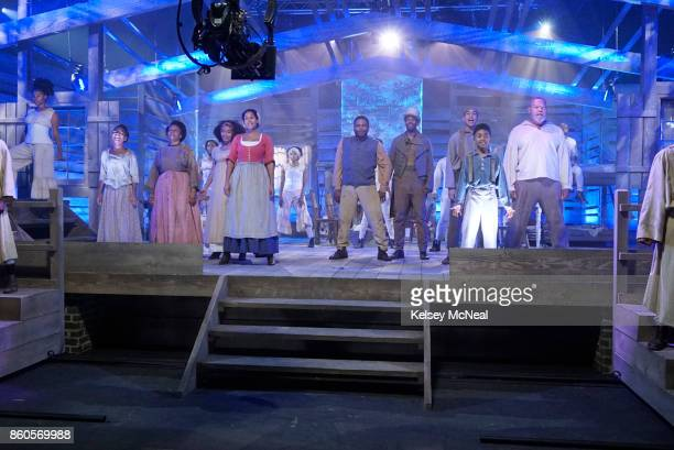 ISH 'Juneteenth' The Johnsons go to Jack and Diane's school play about Columbus Day and Dre is dismayed by the historically inaccurate way that the...