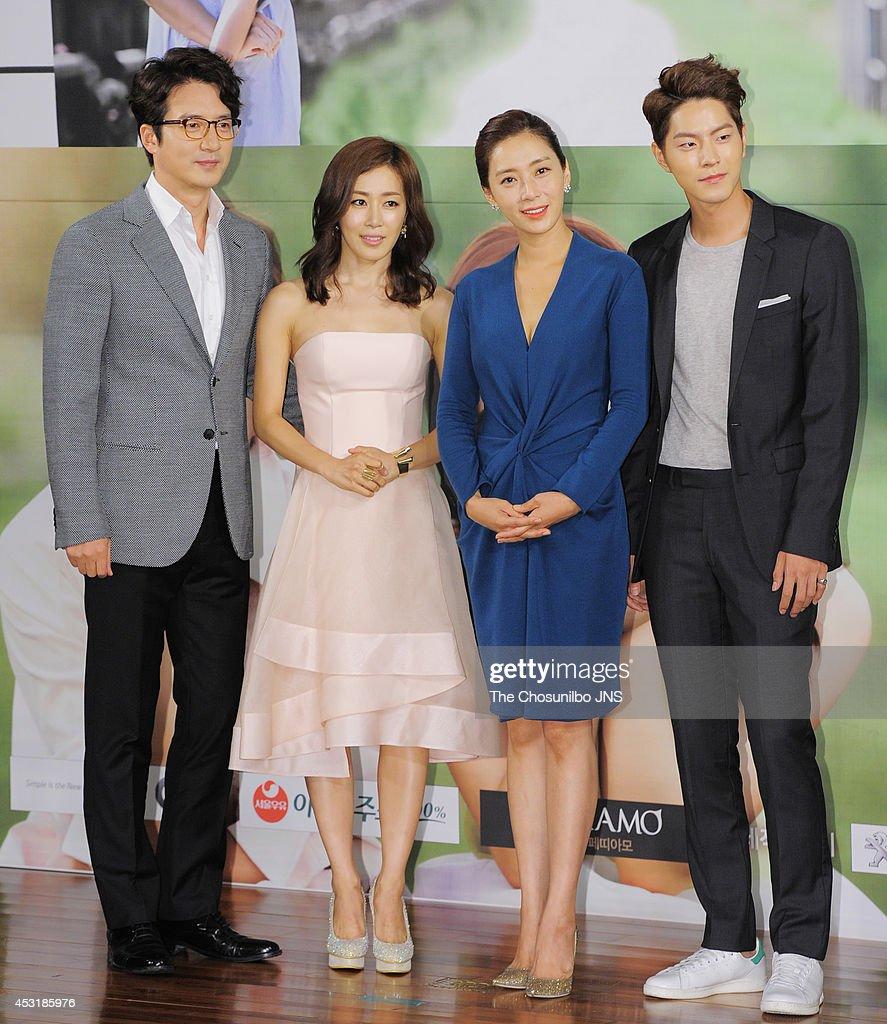 Jun ho wedding dress