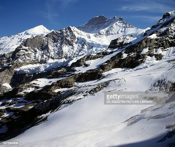 Jungfrau Bernese Oberland Switzerland