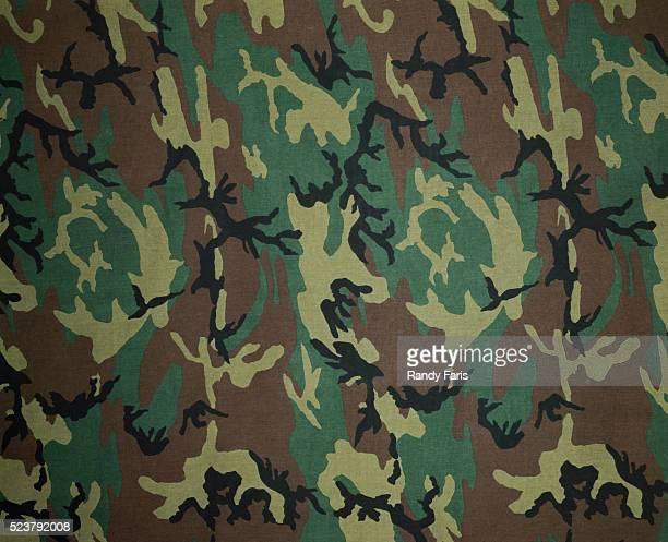 Jungle Camouflage Print