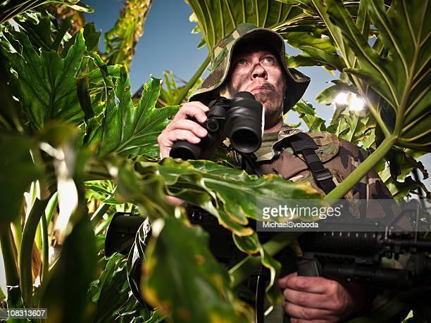 La Jungle guerre