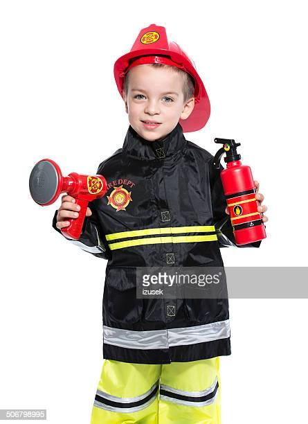 Junior Fireman