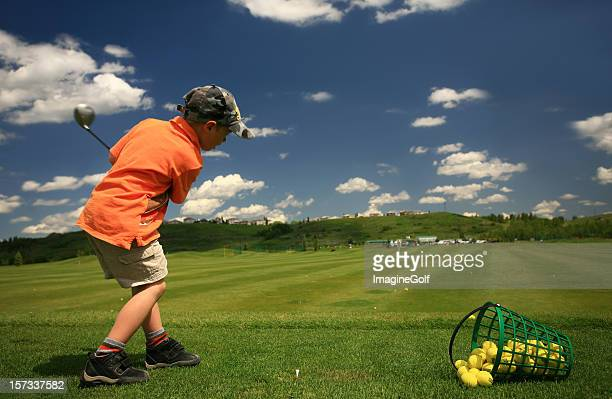Golfeur Junior